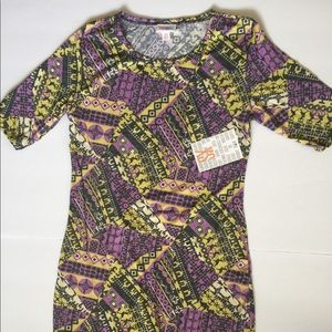 Lularoe julia pencil Dress xs NWT